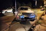 Scontro fra auto e moto lungo la litoranea Nord di Messina, un ferito - Foto