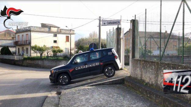 112, carabinieri, falso allarme, san gregorio d'ippona, Catanzaro, Calabria, Cronaca