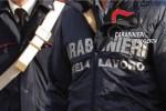 Proteste in un'azienda agricola di Ricadi, i carabinieri scoprono un lavoratore in nero