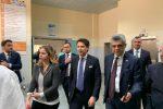 Consiglio dei ministri a Reggio, visita del premier Conte in città