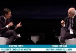 Conte: «Siamo vicini alla svolta» Lo dichiara il Presidente del Consiglio al Family Business Festival, intervistato dal direttore del Corriere della Sera Luciano Fontana - AGTW