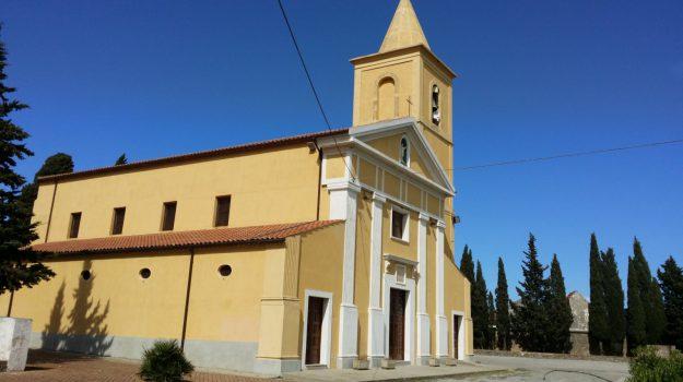 riapertura chiesa costantinopoli, spezzano albanese, Cosenza, Calabria, Cronaca