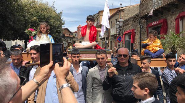 cumprunta soriano, Catanzaro, Calabria, Società