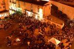 """""""Notte dei fuochi di San Marco"""", oltre 20 mila presenze a Corigliano Rossano - Foto"""