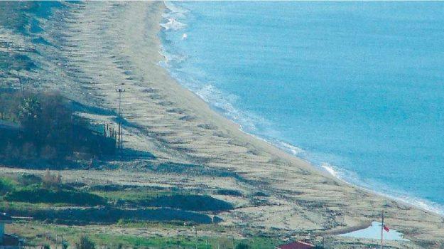 dissesto idrogeologico, erosione costiera, Catanzaro, Calabria, Cronaca