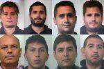 Guerra di 'ndrangheta a Vibo, in Cassazione 7 ergastoli per la faida di Stefanaconi - Nomi e foto