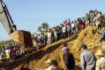 Birmania, frana in una miniera di giada: oltre 50 persone sepolte nel fango