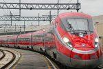 """Il """"Frecciarossa"""" Reggio-Torino fa subito il bis, tutto esaurito anche per il Nord"""