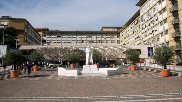 furto in casa, ragazzo ferito lasciato al gemelli, roma, Sicilia, Cronaca