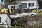 Pullman turistico si ribalta in Portogallo, almeno 28 morti