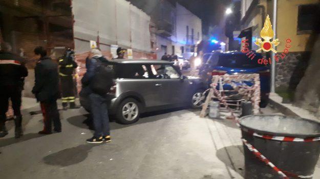 incidente catanzaro, via nuova bellavista, Catanzaro, Calabria, Cronaca