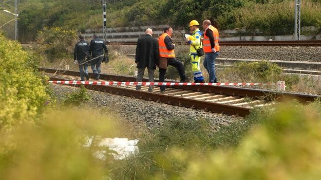 incidente ferroviario, provincia di messina, terme vigliatore, Messina, Sicilia, Cronaca