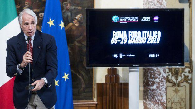 atp roma, internazionali d'italia, tennis, Sicilia, Sport