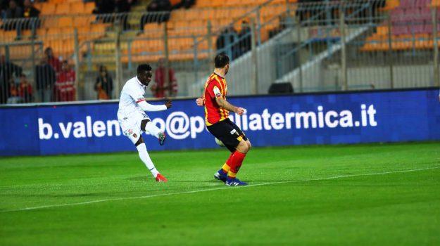 Il Cosenza cade a Lecce: finisce 3-1 - Le foto della partita