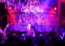 Mahmoud al London Eurovision party: il vincitore di Sanremo incanta il palco inglese Il cantante milanese ha partecipato al concerto che lancia il festival Euroviion - Corriere Tv