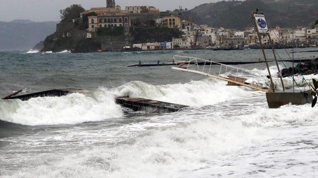 eolie, maltempo, Messina, Sicilia, Cronaca