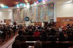Una messa per ricordare la ricorrenza della morte di San Francesco di Paola