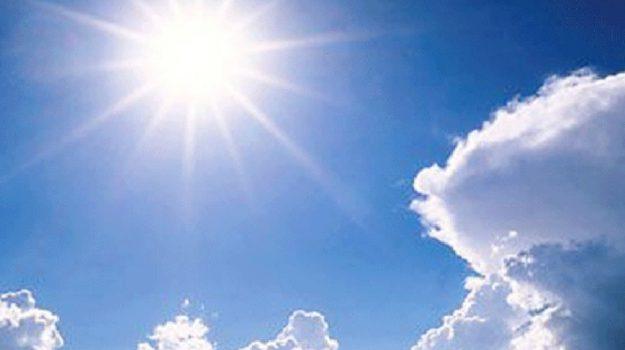 caldo, estate, Sicilia, Meteo