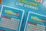 MillionDAY, a Pace del Mela vinto un milione con un solo euro