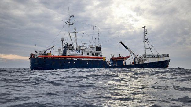 migranti, nave alan kurdi, sea eye, Matteo Salvini, Sicilia, Cronaca