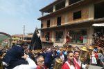 Giorno di festa per Dasà, in migliaia alla tradizionale 'Ncrinata