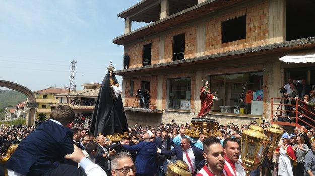 'ncrinata dasà, Catanzaro, Calabria, Cultura