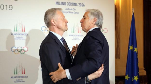 cio, milano-cortina, olimpiadi 2026, Sicilia, Sport