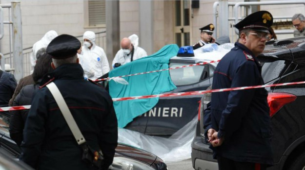 carabiniere ucciso, Sicilia, Cronaca