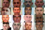 In Sicilia la cocaina della cosca di San Luca: 21 arresti - Nomi e foto