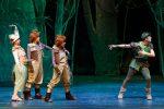 """Al Cilea di Reggio le """"canzonette"""" di Bennato nel musical """"Peter Pan"""""""
