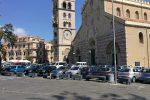 Messina, piazza Duomo diventa un mega parcheggio - Le foto