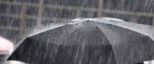 Stop all'afa, con il maltempo temperature in calo: ancora piogge in Sicilia