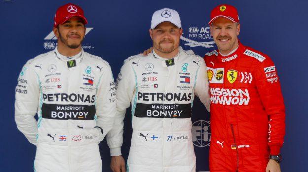formula 1, gran premio cina, Valtteri Bottas, Sicilia, Sport