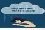 Quante pecore ci sono in Europa? Il record inglese e l'incubo Brexit