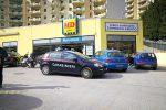 Messina, assalto armato al supermercato Md di Giostra: è caccia ai rapinatori