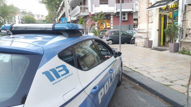 rapina messina, via garibaldi, Messina, Sicilia, Cronaca