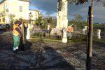 Interventi di pulizia a Rossano, bonificata contrada Bonifacio - Foto