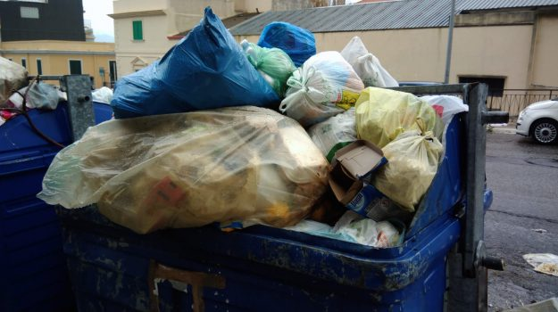 emergenza rifiuti bagnara, Reggio, Calabria, Cronaca