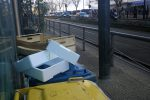A Messina arriva la Bellissima ma l'area del porto si presenta così... - Foto