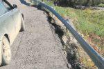 Crotone, la Provincia mette mano alla strada Farina-bivio Salica