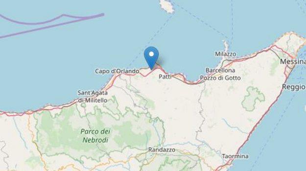 gioiosa marea, terremoto, Messina, Sicilia, Cronaca