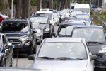 A Cosenza l'arrivo delle feste manda in tilt il già precario traffico cittadino