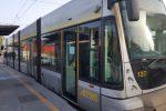 Manca la corrente elettrica, tram fermi a Messina fino a domani