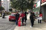 Messina, volantinaggio dei sindacati contro l'apertura dei negozi il 25 aprile