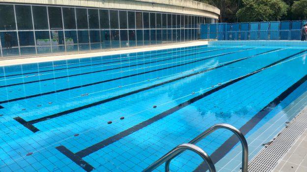inaugurazione, messina, piscina villa dante, Messina, Sicilia, Sport