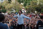 """Dopo Amici, Alberto riabbraccia la sua Messina: """"Tornerò qui per un concerto"""" - Foto"""