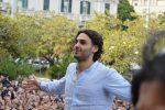 """L'attesa, la musica, le lacrime e gli abbracci: così Messina ha accolto il """"suo"""" Alberto - Video"""