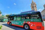 Messina, in città arrivano nuovi bus elettrici