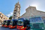 Sedici nuovi autobus elettrici per le strade di Messina, la più grande flotta del sud Italia - Foto