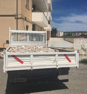 Smaltimento illecito di materiali di risulta edili a Crotone, tre denunce